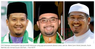 Ahmad Dusuki Abd Rani Calon Kota Anggrik Shah Alam