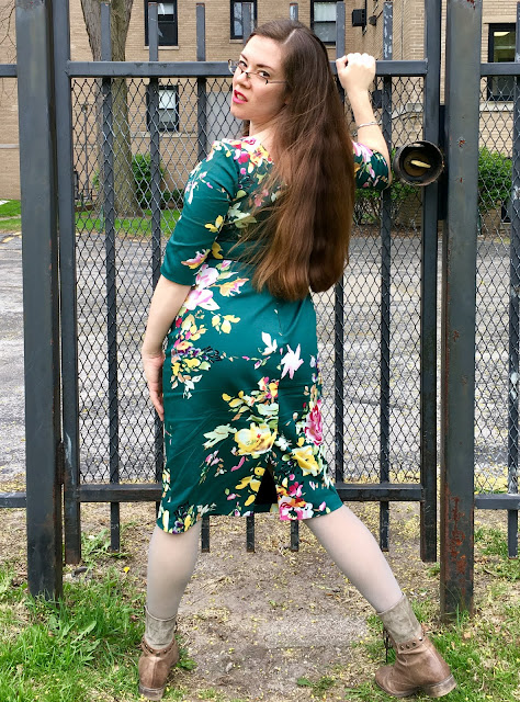 Pretty Dress Company Hepburn pencil dress review
