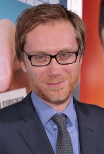 Stephen Merchant. Director of The Office - Season 9