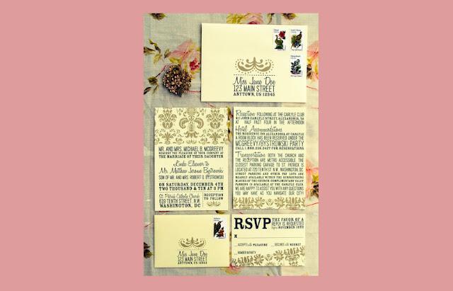 tarjetas de bodas originales