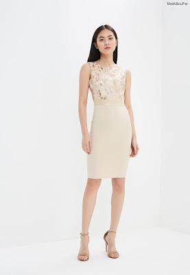 vestidos de gala cortos juveniles