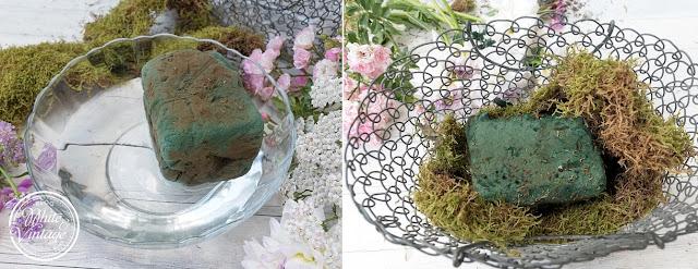 Blumendeko selber machen. Tolle Inspirationen.