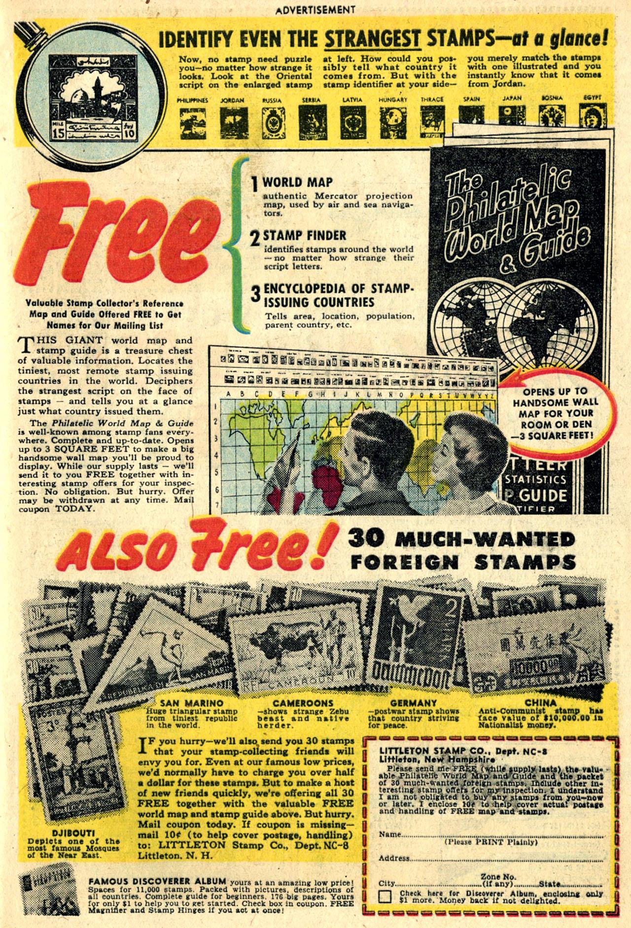 Read online Detective Comics (1937) comic -  Issue #258 - 33