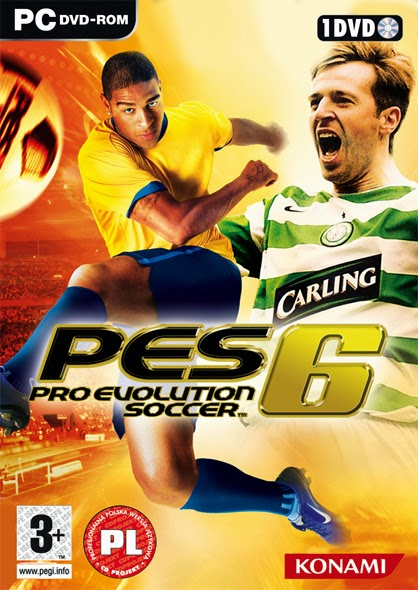 Pro Evolution Soccer 6 Full PC Game Free Download- Reloaded