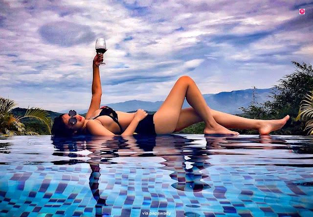 Nwe Nwe Htun Swimming Time Fun Shots