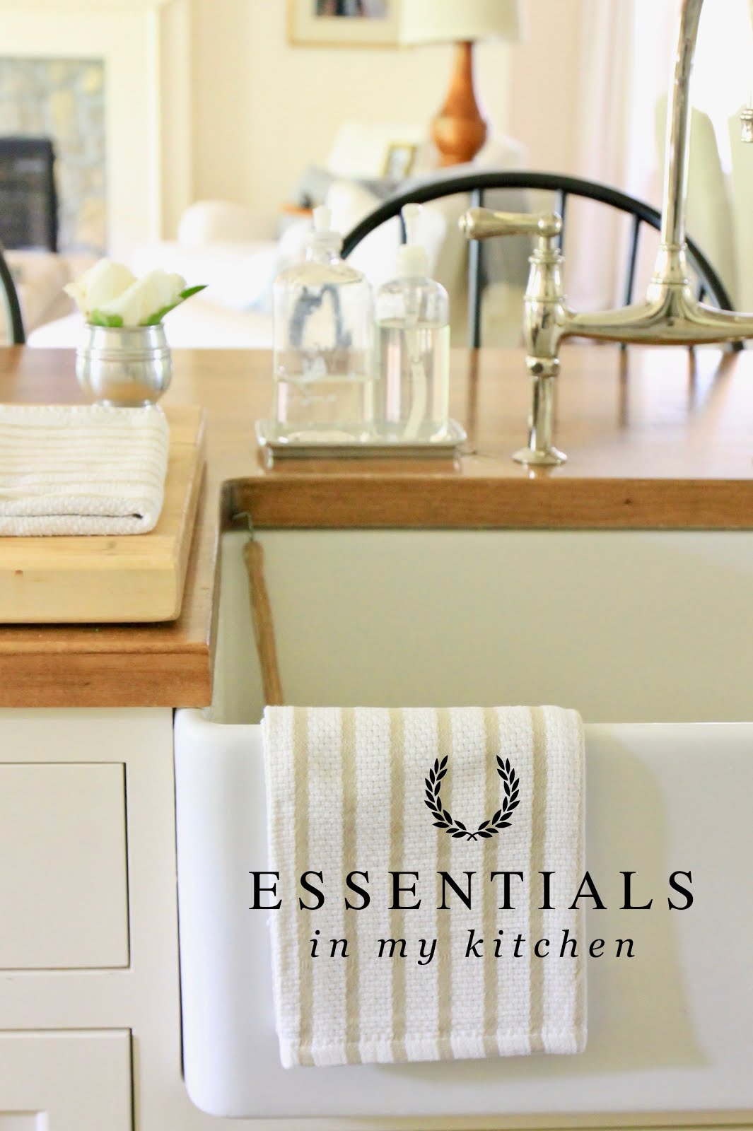 Shop My Kitchen Essentials