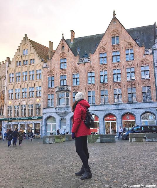 Markt, Bruges