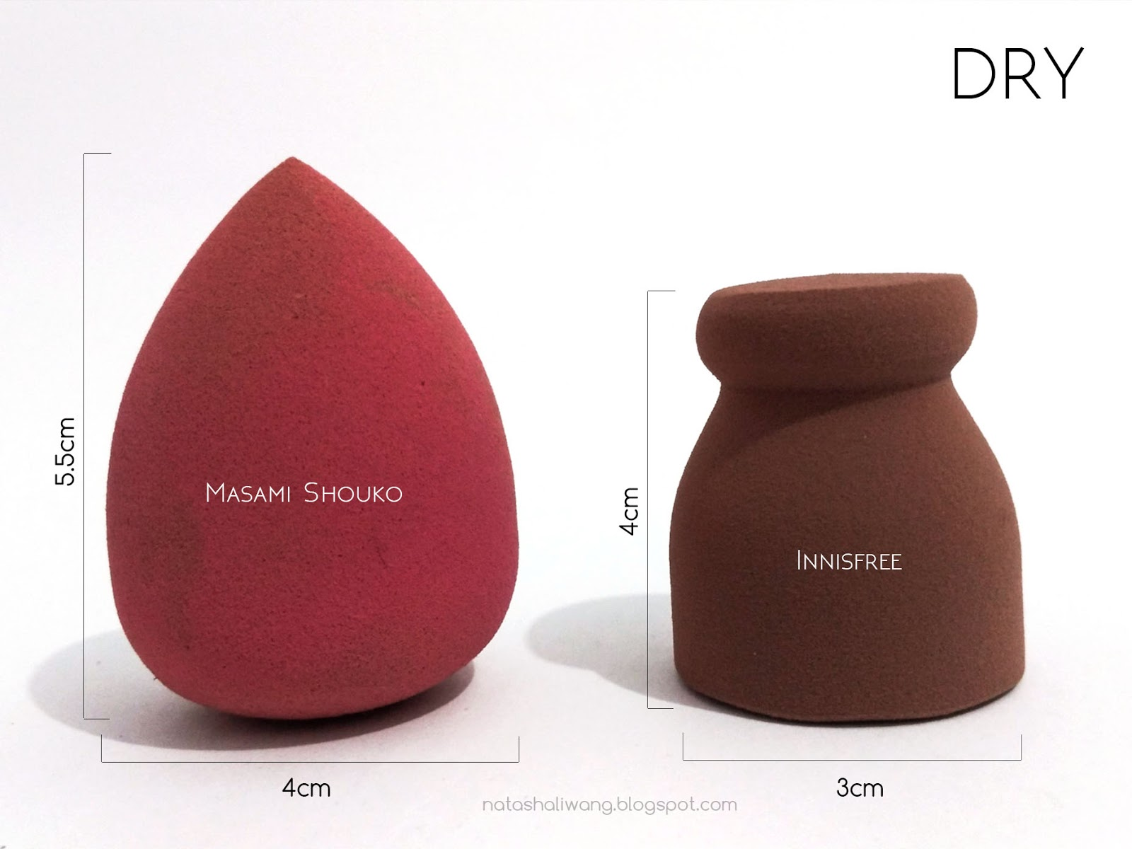 Review Battle Of The Dupes Masami Shouko Beauty Blender Vs Innisfree Cover Stamping Puff