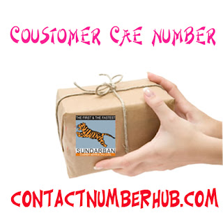 sundarban courier service phone number