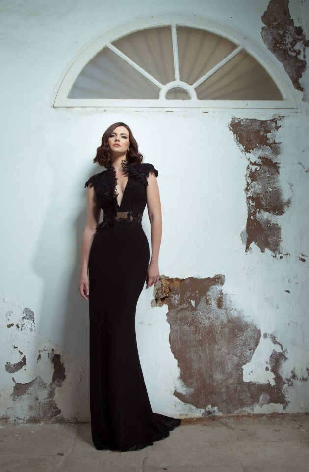 vestidos longos bonitos