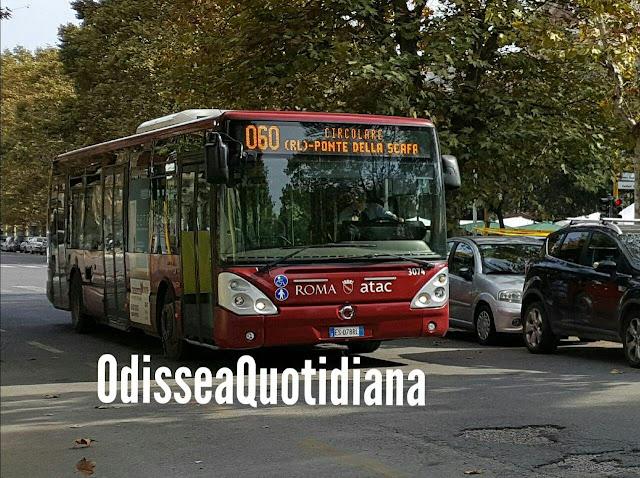 Ci sono problemi di sicurezza sui bus a Roma