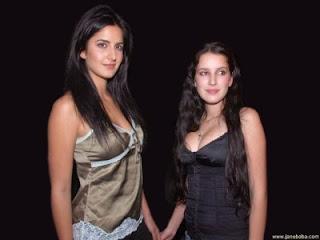 Planet Bolly News: Katrina Kaif's Sister Isabelle Kaif's ...