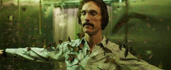 "Matthew McConaughey en ""Dallas Buyers Club"""