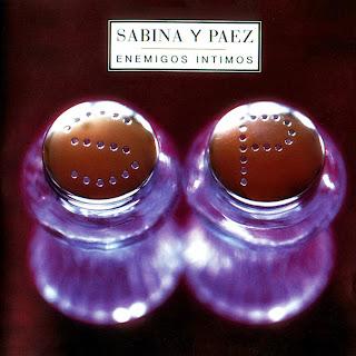 """Sabina y Páez - """"Enemigos Intimos"""" (1998)"""