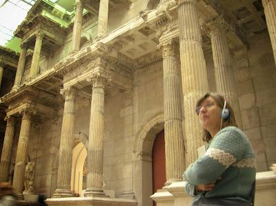 Puerta mercado de Mileto (Pergamon Museum), Berlin, Alemania, round the world, La vuelta al mundo de Asun y Ricardo, mundoporlibre.com