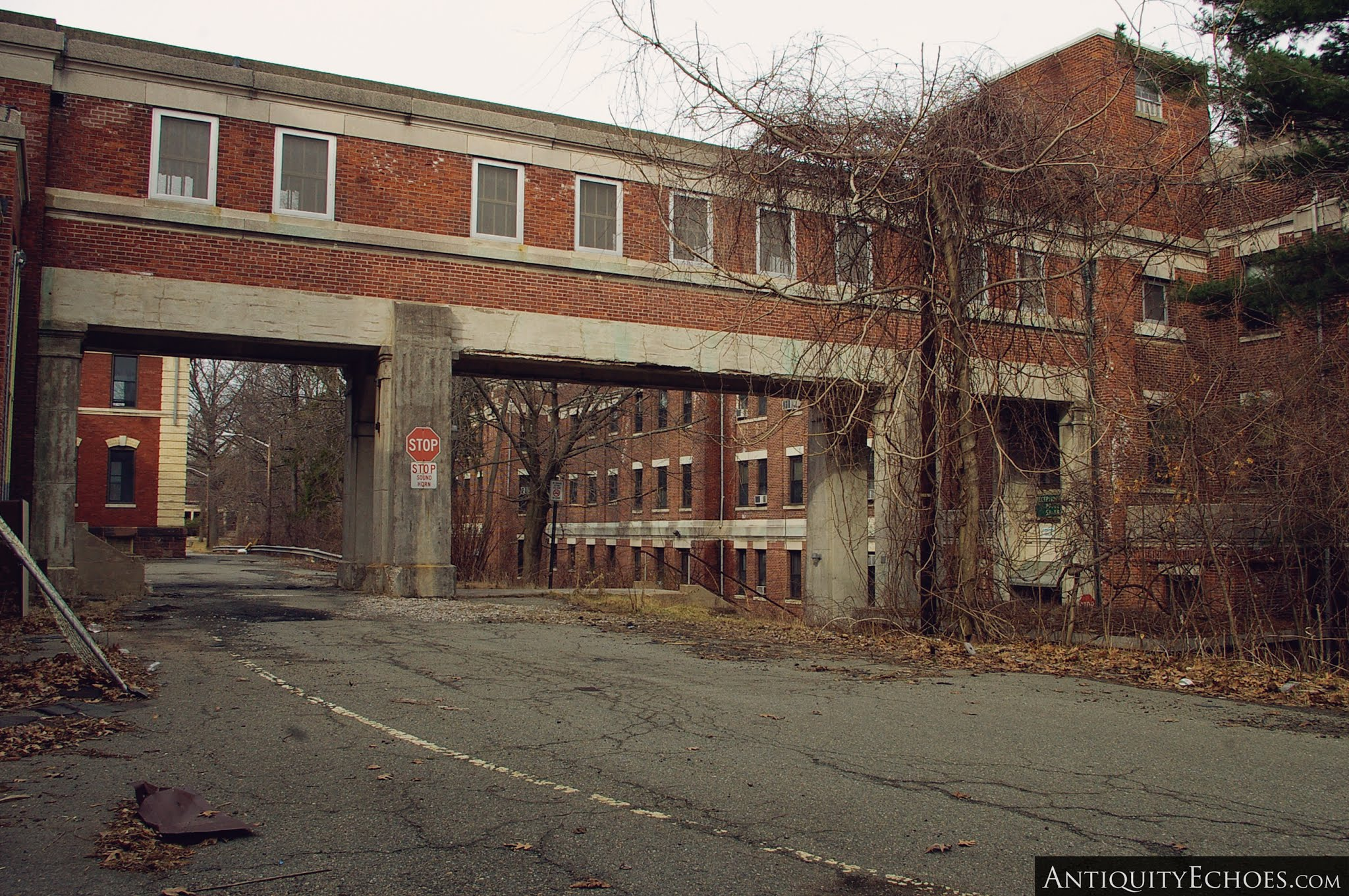 Overbrook Asylum - The Skyway