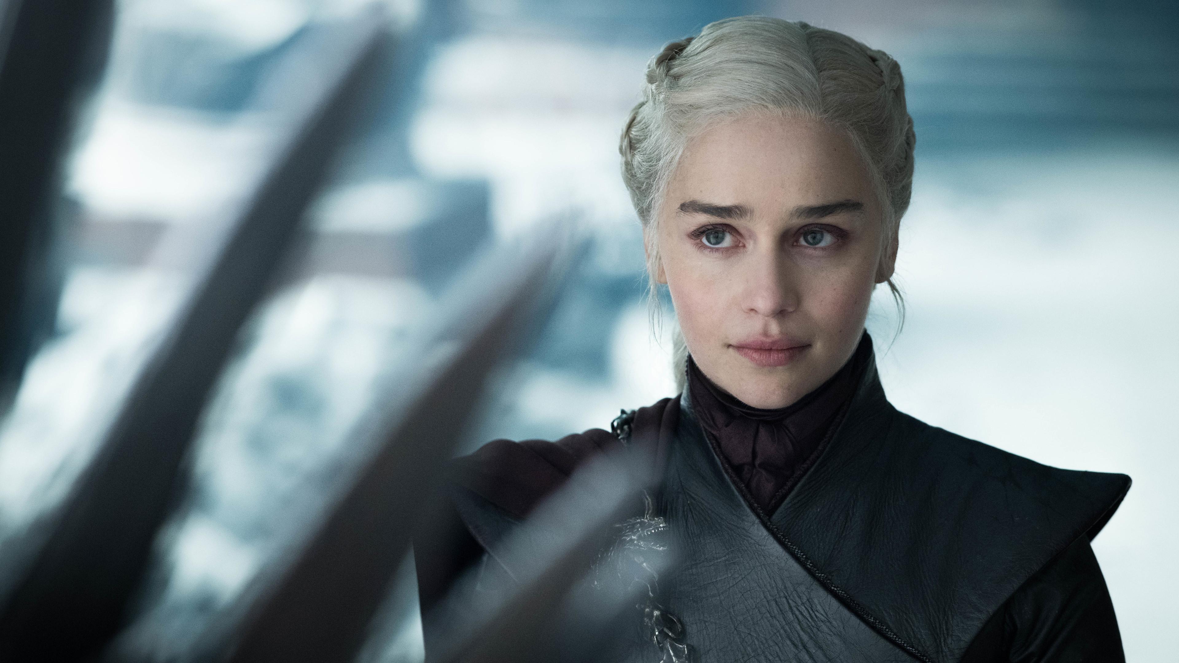 Daenerys Targaryen, Game of Thrones, Season 8, 4K, #100 ...