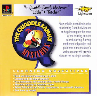 descargar quaddle family mysteries psone mega