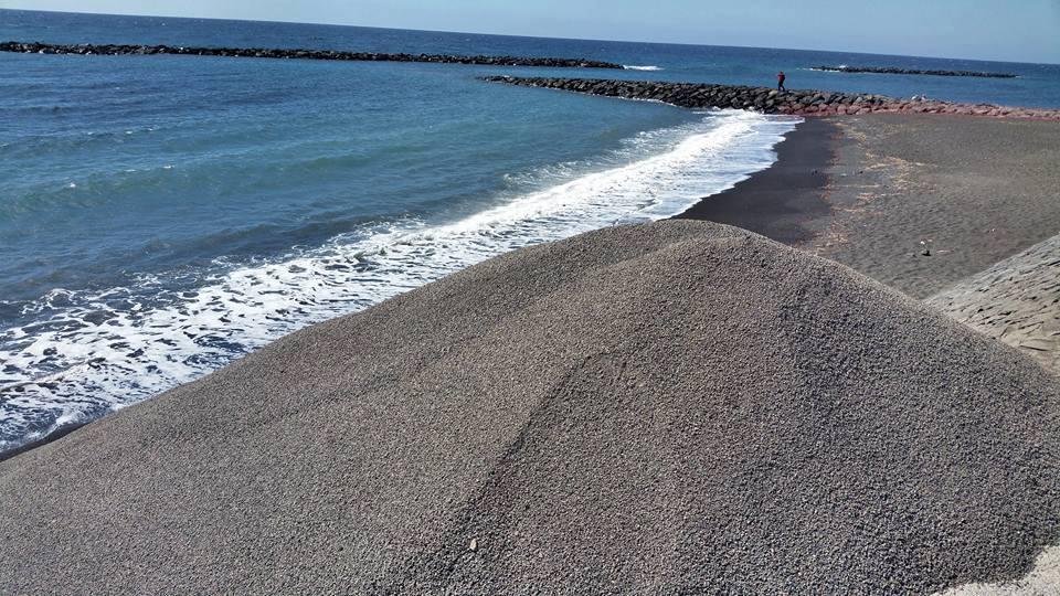 Resultado de imagen de playa del cabezo guimar