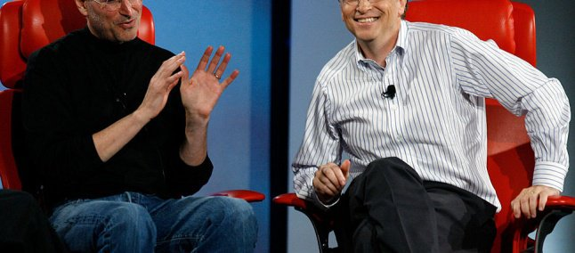 National Geographic Displays Documentary About Bill Gates And Steve Jobs