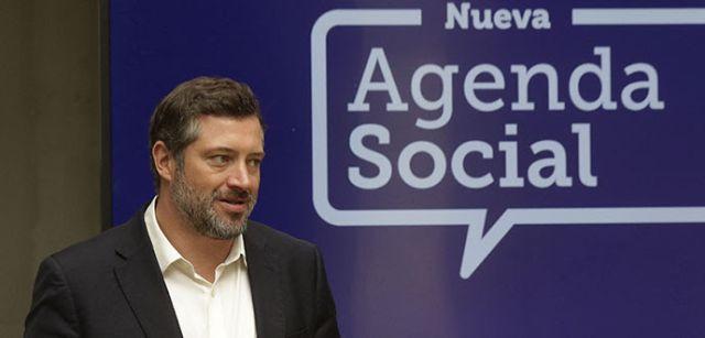 Sebastián Sichel, Ministro de Desarrollo Social y Familia