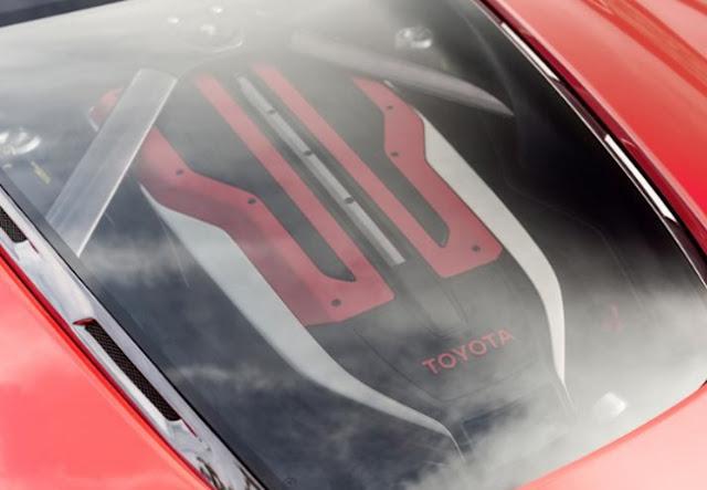 2018 Toyota Supra Release Date Design Perfomance