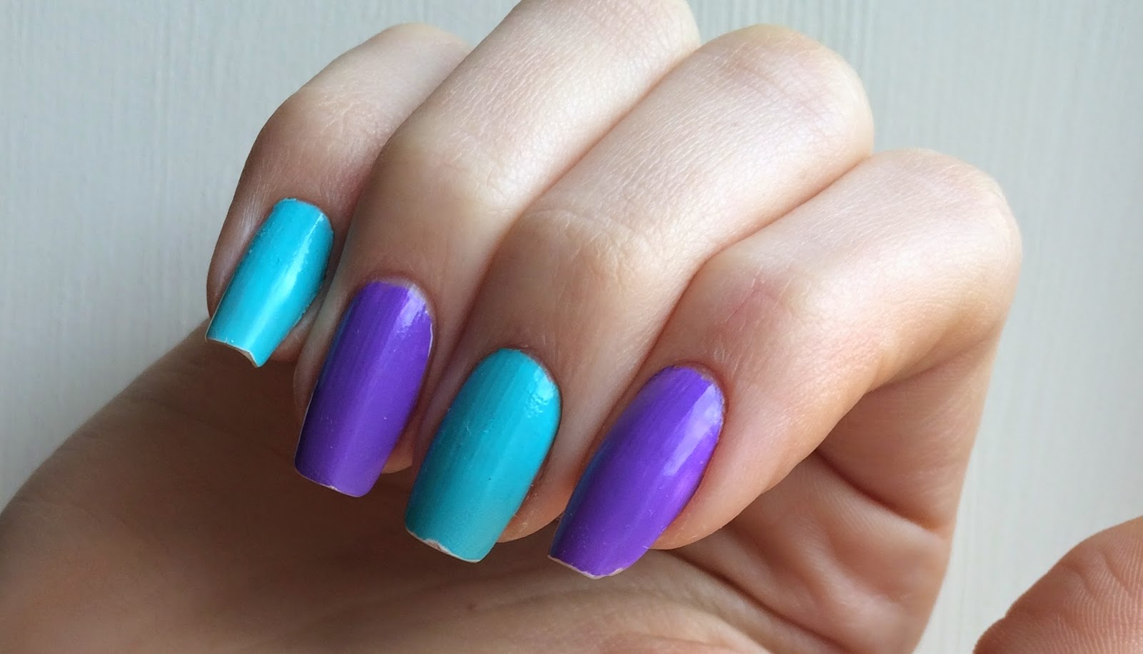 models-own-hypergel-purple-glare-bourjois-blue-swatches