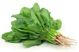 spinach improve  eye sight