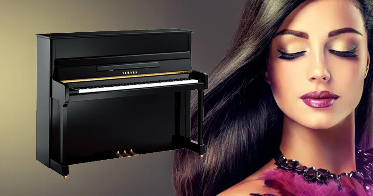Kiểu dáng sang trọng, Yamaha U3G lịch lãm âm thanh chất lượng cao