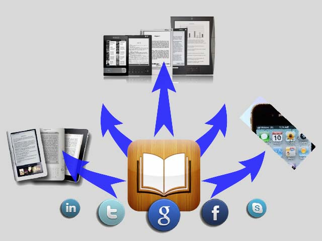 Distribution of your e-book : eAskme