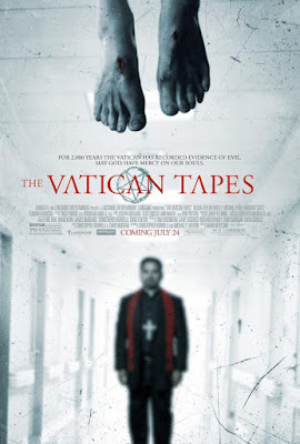 The Vatican Tapes 2015 DVD R1 NTSC Latino