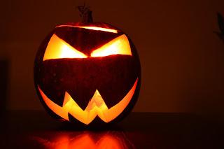Jack-o-lantern from Morguefiles.com