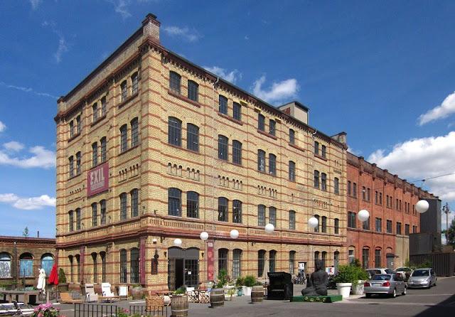 Hotel Die Fabrik em Berlim