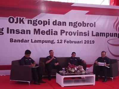 Industri Keuangan Desa di Lampung Tumbuh di Angka 9 Persen