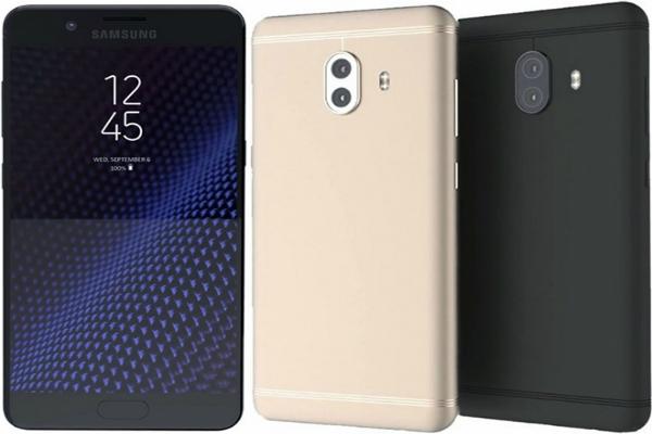 فيديو يكشف عن هاتف Galaxy C10 المنتظر