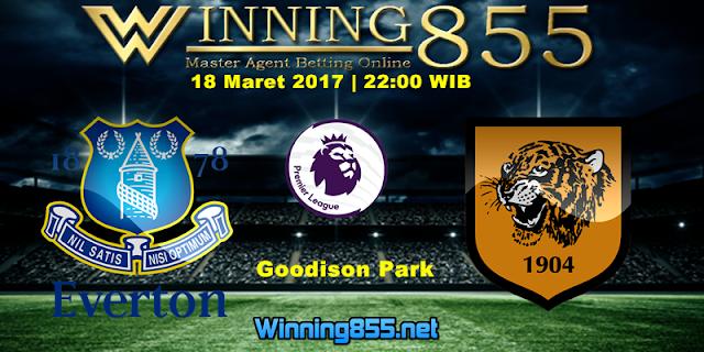 Prediksi Skor Everton vs Hull City 18 Maret 2017