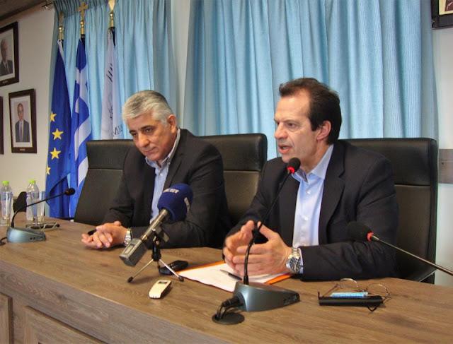 Γ. Δέδες: Δημοπρατείται τον Μάρτιο ο δρόμος Καλαμάτα – Ριζόμυλος – Πύλος - Μεθώνη