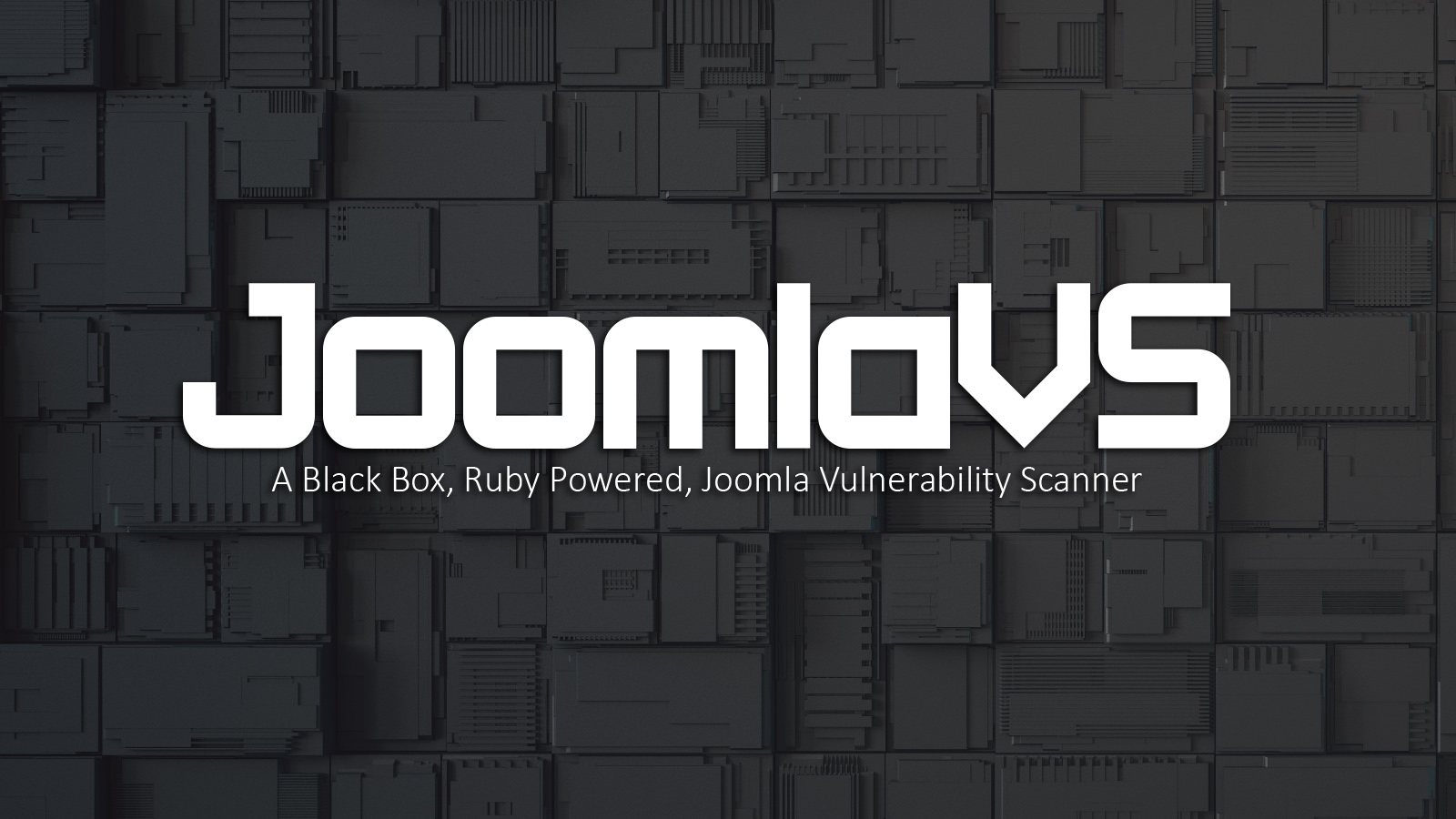 JoomlaVS - A Black Box, Ruby Powered, Joomla Vulnerability Scanner