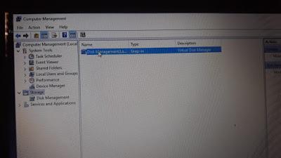 Cara Mengatasi Partisi Hard disk Tidak Tampil Setelah Install Laptop/Komputer di Windows