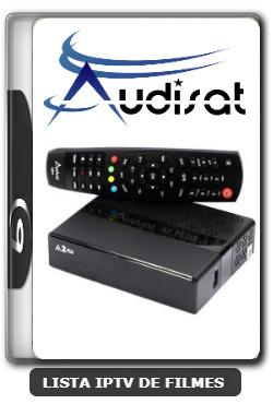 Audisat A2 Plus Tuner Fixo Nova Atualização para Correção V1.3.13 - 23-12-2019