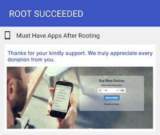 Inilah Cara Terbaru Ngeroot Android Menggunakan Aplikasi KINGOROOT