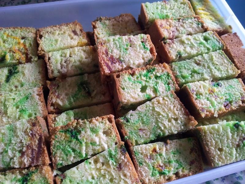 Kek Minyak Sukatan Cawan