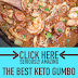 The Best Keto Gumbo (Slow Cooker, Low Carb, & Paleo)
