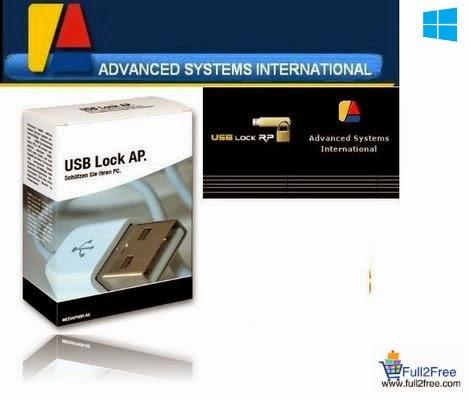 PC Software : USB Lock AP 2.1 + Reg. Key