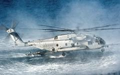 CH-53E Super Stallion Helicopter