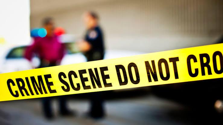 Crime Scene do not cross, banner