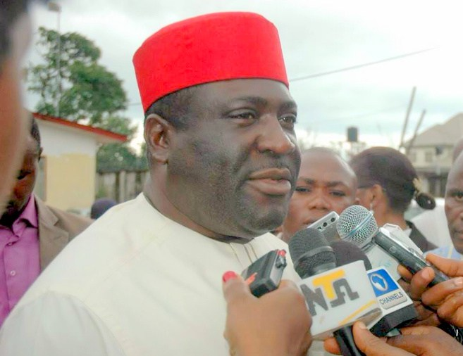 Imo: Madumere reacts to his impeachment as Deputy Governor