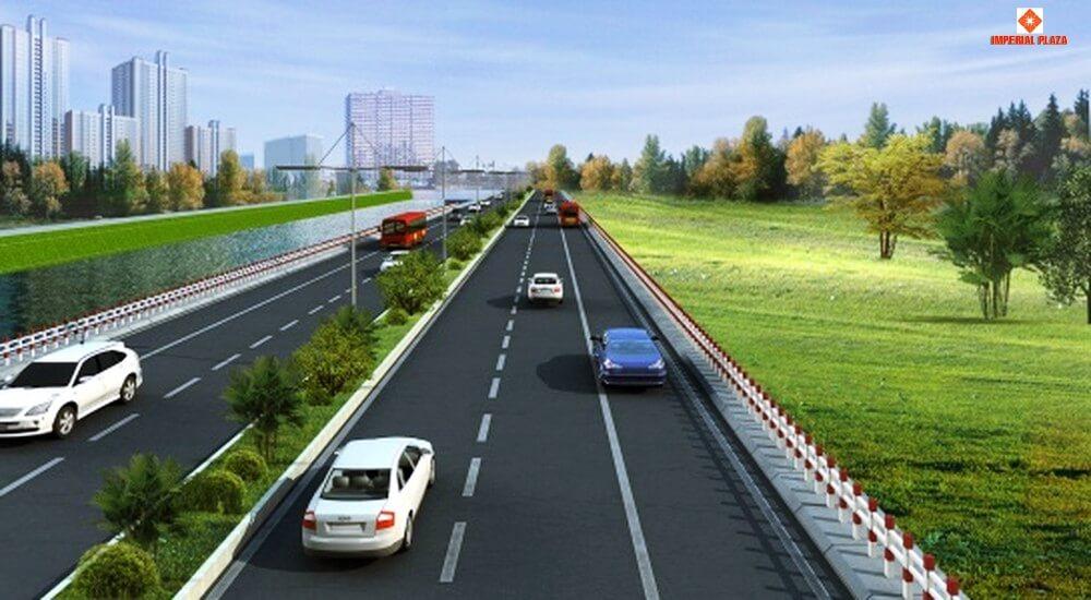 Mở rộng tuyến đường giao thông huyết mạch Giải Phóng