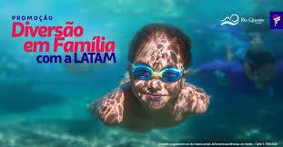 Concurso Dia das Crianças Latam