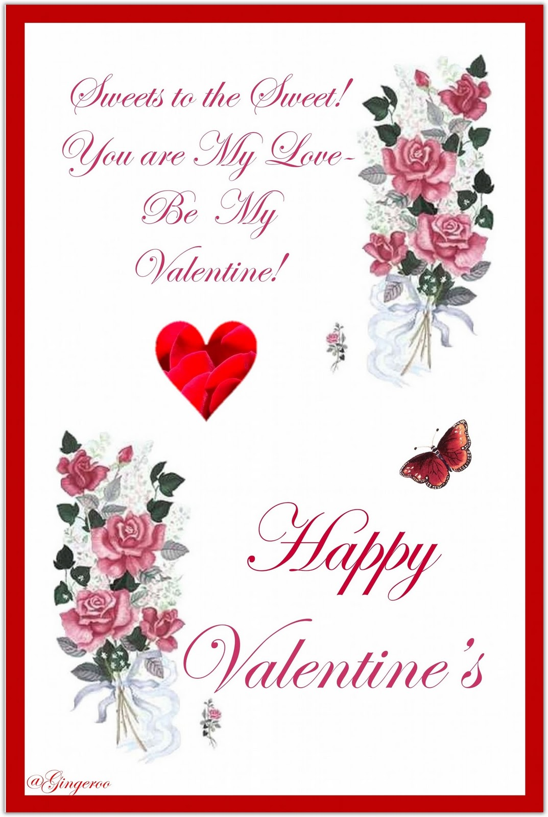 valentine's day cards - photo #44